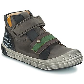 Pantofi Băieți Pantofi sport stil gheata GBB REMI Gri