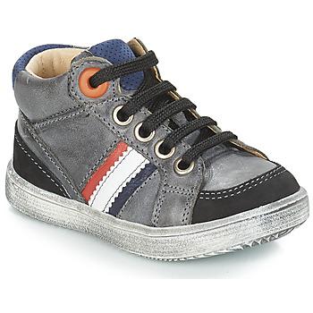 Încăltăminte Băieți Pantofi sport stil gheata GBB ANGELITO Gri