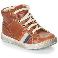 Încăltăminte Băieți Pantofi sport stil gheata GBB ANGELITO Maro