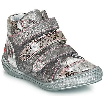 Pantofi Fete Ghete GBB RAFAELE Argintiu