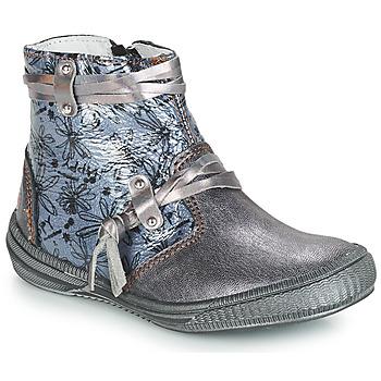 Pantofi Fete Ghete GBB REVA Girs / Albastru