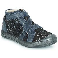 Pantofi Fete Pantofi sport stil gheata GBB NADEGE Albastru / Negru