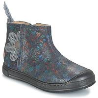 Pantofi Fete Ghete GBB ROMANE Gri