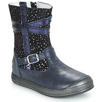 Pantofi Fete Ghete GBB NARCISSE Bleumarin