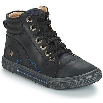Încăltăminte Băieți Pantofi sport stil gheata GBB RALPH Negru