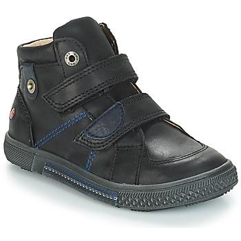Pantofi Băieți Ghete GBB RANDALL Negru