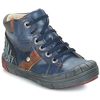 Încăltăminte Băieți Pantofi sport stil gheata GBB RENZO Albastru
