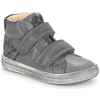 Pantofi Băieți Ghete GBB NAZAIRE Gri