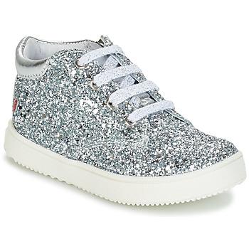 Pantofi Fete Pantofi sport stil gheata GBB SACHA Argintiu