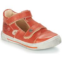 Pantofi Fete Balerin și Balerini cu curea GBB STEVE Roșu