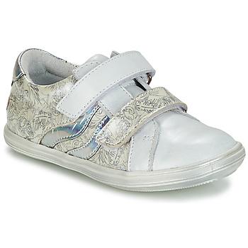 Pantofi Fete Pantofi sport Casual GBB SHEILA Alb