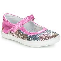 Pantofi Fete Balerin și Balerini cu curea GBB PLACIDA Roz