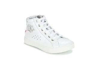 Pantofi Fete Pantofi sport stil gheata GBB SERAPHINE Alb