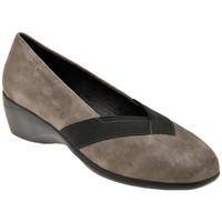 Pantofi Femei Mocasini Stonefly  Gri