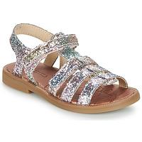 Pantofi Fete Sandale  GBB KATAGAMI Multicolor