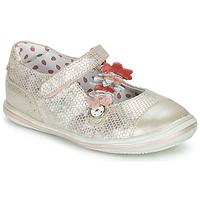 Pantofi Fete Balerin și Balerini cu curea Catimini STROPHAIRE Roz