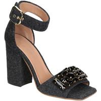 Pantofi Femei Sandale  Marni SAMSV08C10 TW600 ZI768 Grigio scuro