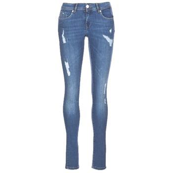 Îmbracaminte Femei Jeans slim Kaporal LOKA Albastru / Medium