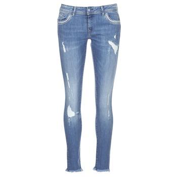 Îmbracaminte Femei Jeans slim Kaporal PIA Albastru