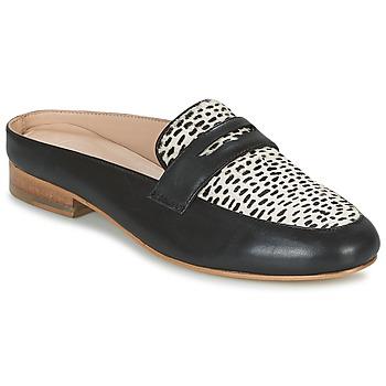 Pantofi Femei Papuci de vară Maruti BELIZ Negru / Alb