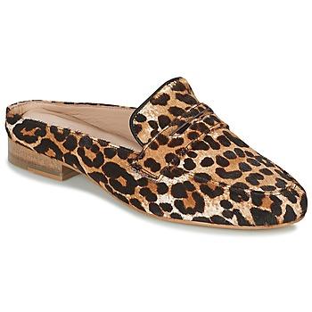 Pantofi Femei Papuci de vară Maruti BELIZ Maro / Negru