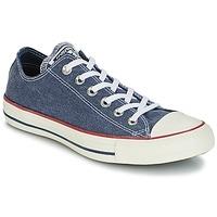 Încăltăminte Pantofi sport Casual Converse CHUCK TAYLOR ALL STAR HI STONE WASH Bleumarin