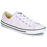 Încăltăminte Femei Pantofi sport Casual Converse CHUCK TAYLOR ALL STAR DAINTY OX CANVAS COLOR Alb