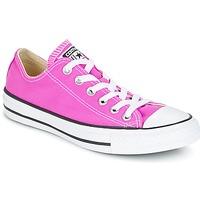 Încăltăminte Femei Pantofi sport Casual Converse CHUCK TAYLOR ALL STAR OX SEASONAL COLORS Roz