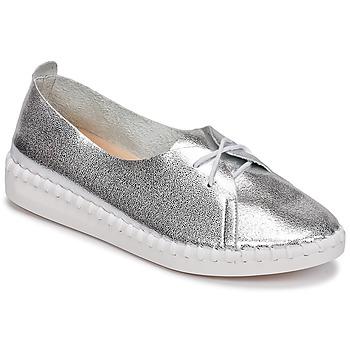 Pantofi Femei Pantofi Derby LPB Shoes DEMY Argintiu