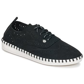 Pantofi Femei Pantofi Derby Les Petites Bombes DIVA Negru