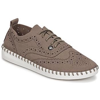 Încăltăminte Femei Pantofi Derby LPB Shoes DIVA Taupe