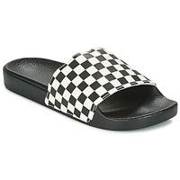 Pantofi Bărbați Șlapi Vans MN SLIDE-ON Negru
