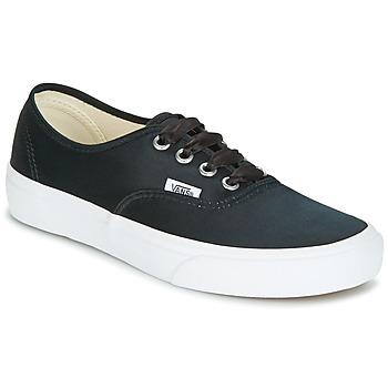 Încăltăminte Femei Pantofi sport Casual Vans AUTHENTIC Negru