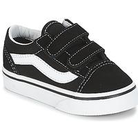 Pantofi Copii Pantofi sport Casual Vans OLD SKOOL V Negru