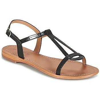 Pantofi Femei Sandale și Sandale cu talpă  joasă Les Tropéziennes par M Belarbi HAMAT Negru
