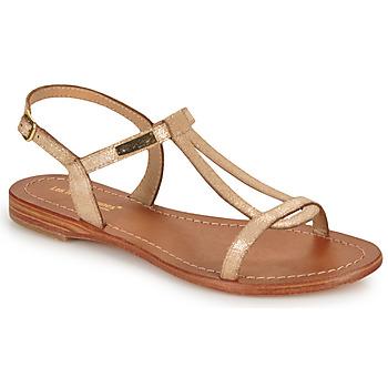 Pantofi Femei Sandale și Sandale cu talpă  joasă Les Tropéziennes par M Belarbi HAMAT Auriu