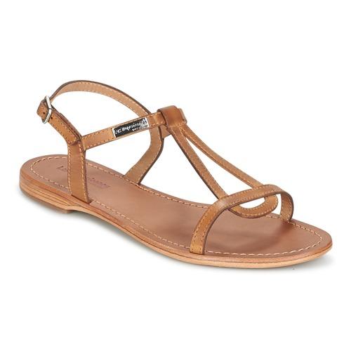 Pantofi Femei Sandale  Les Tropéziennes par M Belarbi HAMESS Miel