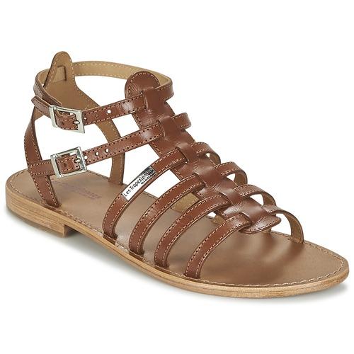 Pantofi Femei Sandale  Les Tropéziennes par M Belarbi HIC Tan