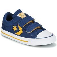 Încăltăminte Băieți Pantofi sport Casual Converse STAR PLAYER EV 2V OX SPORT CANVAS Albastru