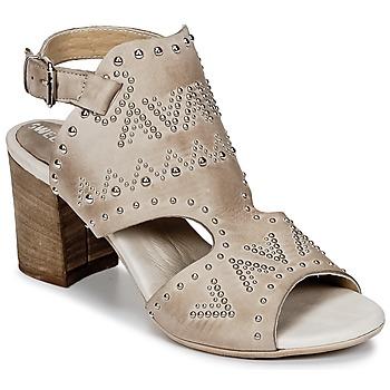 Pantofi Femei Sandale și Sandale cu talpă  joasă Sweet Lemon RAFAEL Taupe