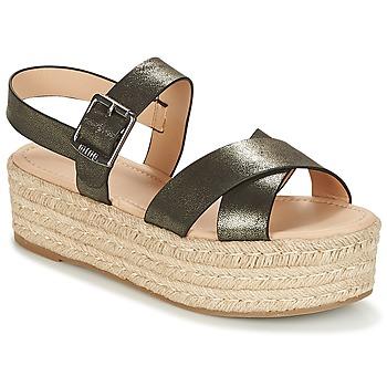 Pantofi Femei Sandale și Sandale cu talpă  joasă MTNG VATIXIO Negru