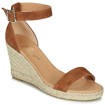 Pantofi Femei Sandale și Sandale cu talpă  joasă Betty London INDALI Maro