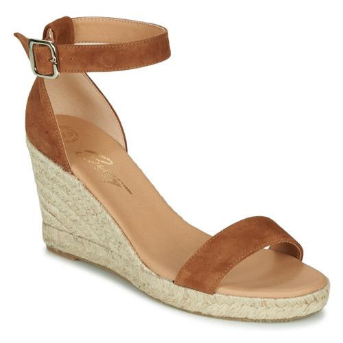 Pantofi Femei Sandale  Betty London INDALI Maro