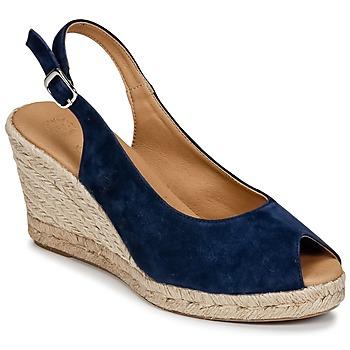Pantofi Femei Sandale și Sandale cu talpă  joasă Betty London INANI Bleumarin