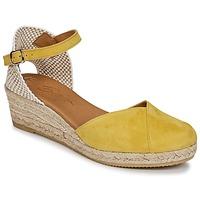 Pantofi Femei Sandale și Sandale cu talpă  joasă Betty London INONO Galben