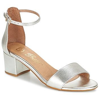 Pantofi Femei Sandale și Sandale cu talpă  joasă Betty London INNAMATA Argintiu