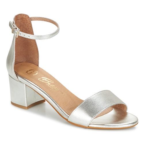 Pantofi Femei Sandale  Betty London INNAMATA Argintiu