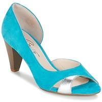 Pantofi Femei Sandale  Betty London IMIMI Albastru