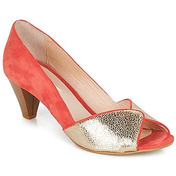 Pantofi Femei Pantofi cu toc Betty London ESQUIBE Corai