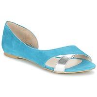 Pantofi Femei Sandale și Sandale cu talpă  joasă Betty London GRETAZ Albastru